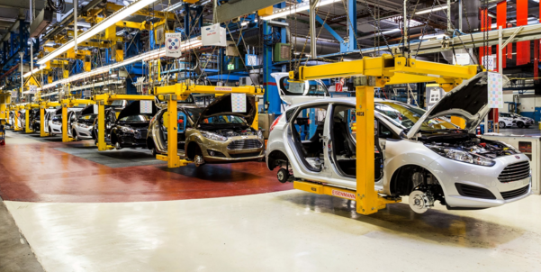 Car Manufacturing Plant in 2016