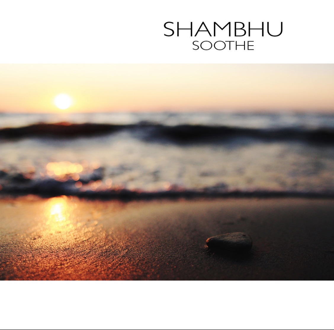 Shambhu released Soothe CD in February this year