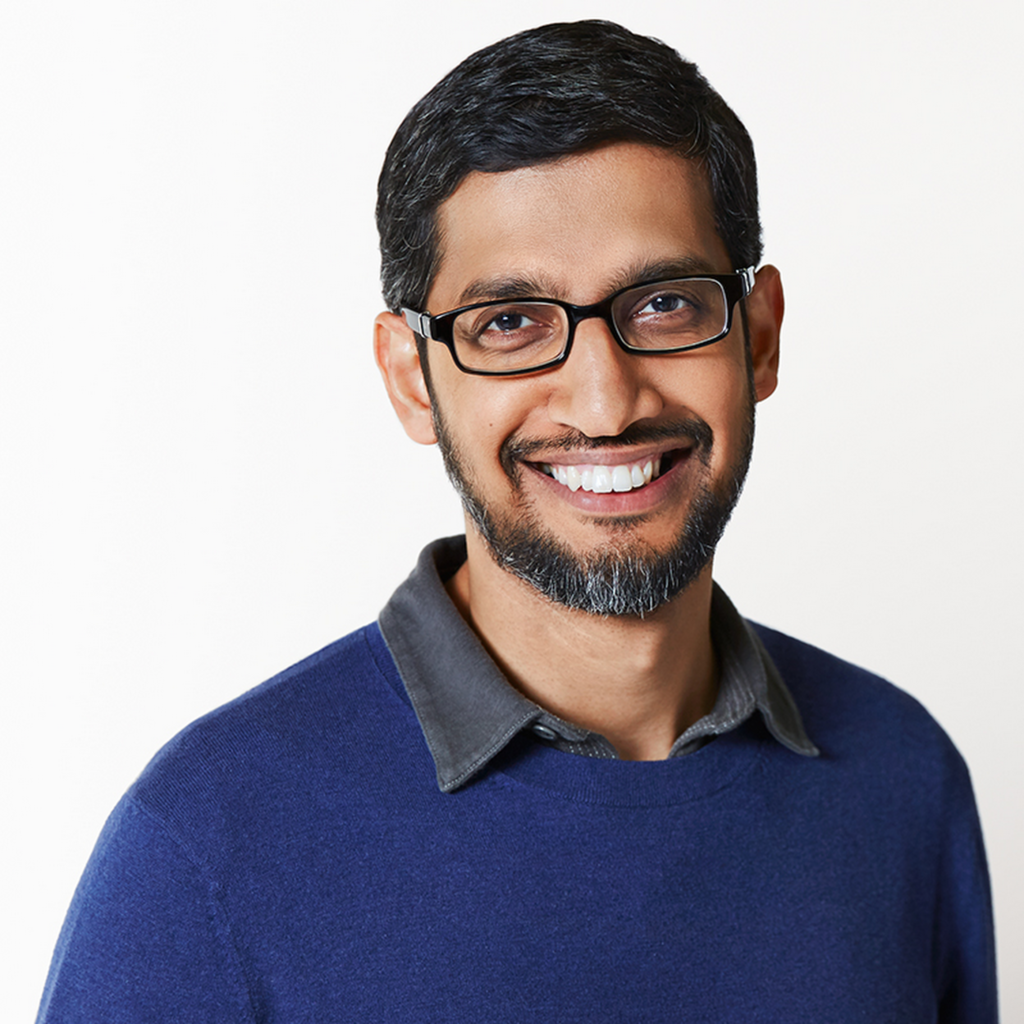 Sundar Pichai CEO, Google Inc