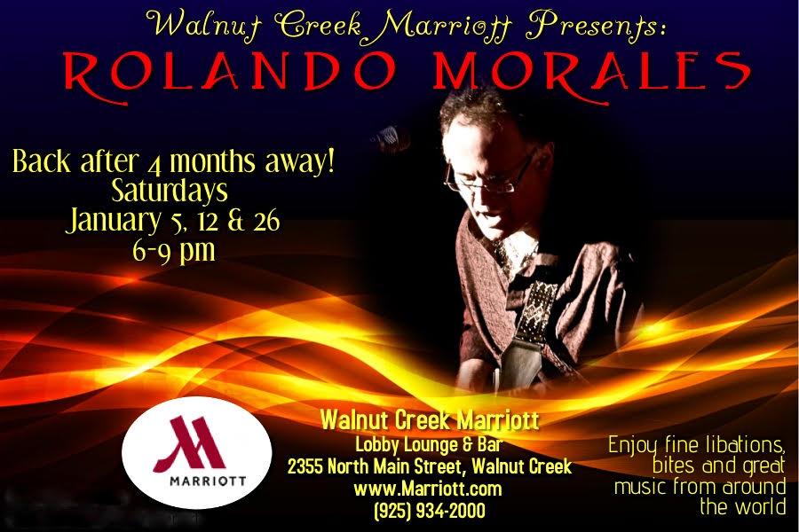 Rolando Morales Newsletter