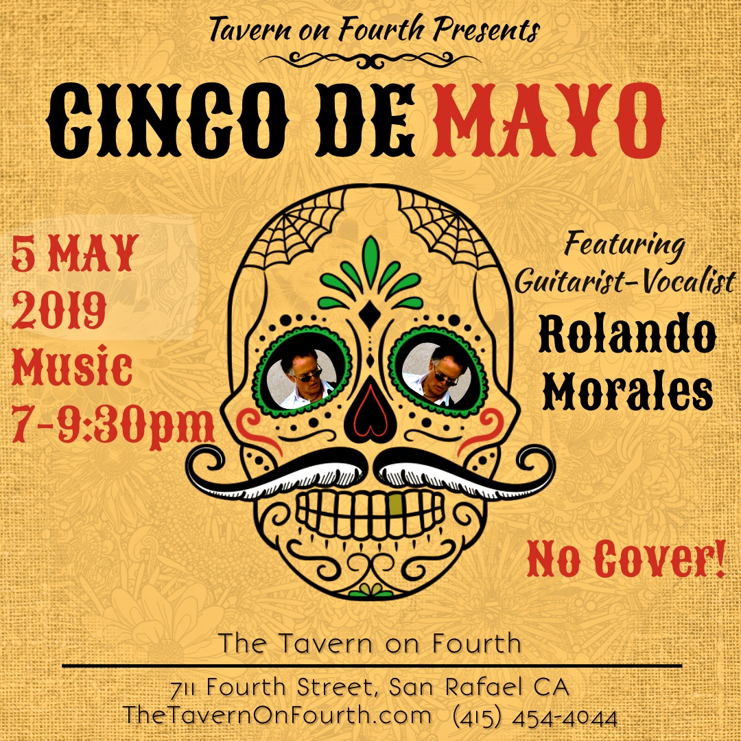 Celebrate Cinco de Mayo at Maria Maria in Danville with Rolando Morales