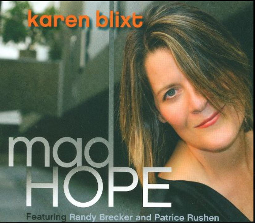 Karen Blixt -Mad Hope