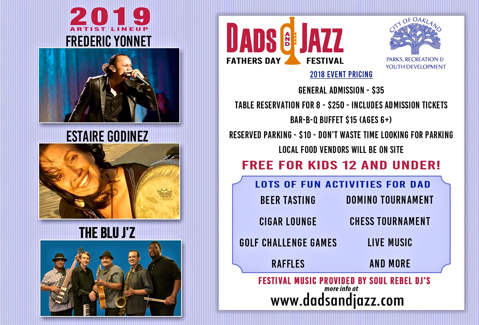 Rolando Morales will join Estaire Godinez for the Dads and Jazz Concert at Dunsmuir House